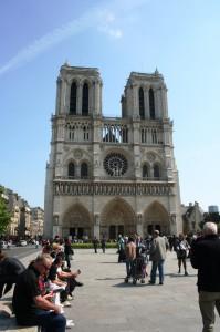 Katedral Notre Dame de Paris ok