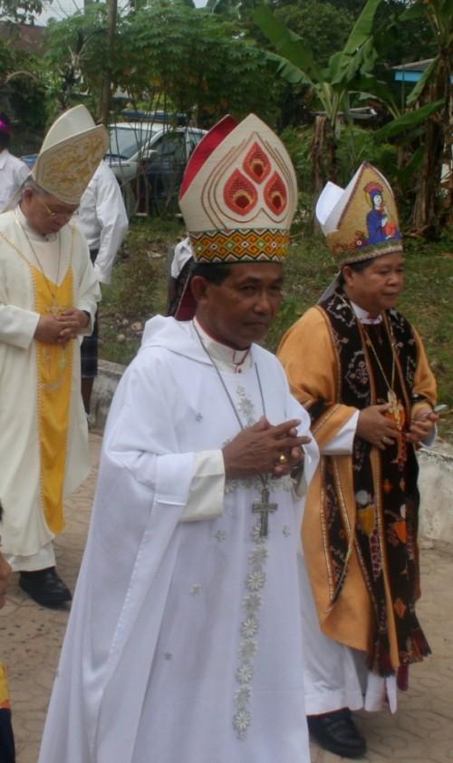 Mgr Agustinus Agus Pr