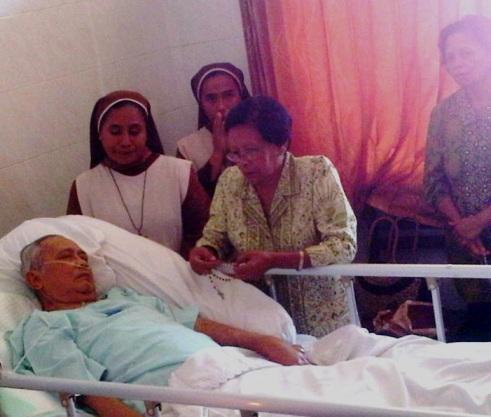 Mgr. Karta di RS Panti Rapih