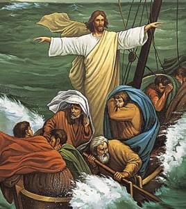 jesus dan angin ribut