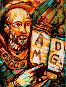 AMDG by Felix Just SJ