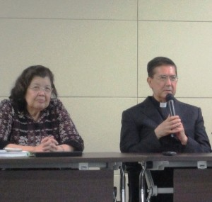 Atma Jaya Dean Prof Lanny Panjaitan Fr. Guixot OK