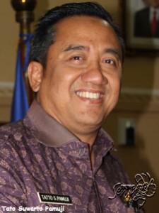 Bupati Cilacap Tatto Suwarto Pamuji by Satelit News