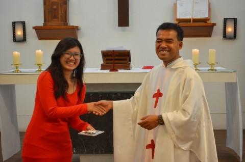 KITA merayakan misa Hari Raya Tubuh dan Darah Kritus
