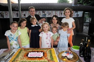 Italia kisah keluarga
