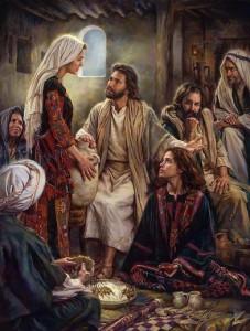 Maria dan Marta by the jesus story