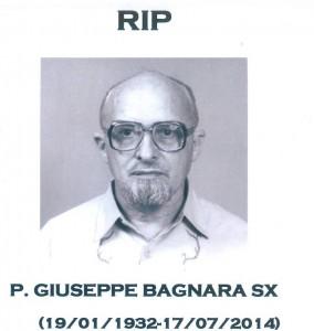RIP Romo Yosep Bagnara SX