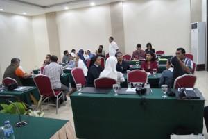 Suasana workshop media sosial di Labuan Bajo 30 Juni - 2 Juli / Foto: Pius Kaju