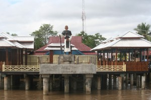 Agats Papua Pelabuhan Yan Smith
