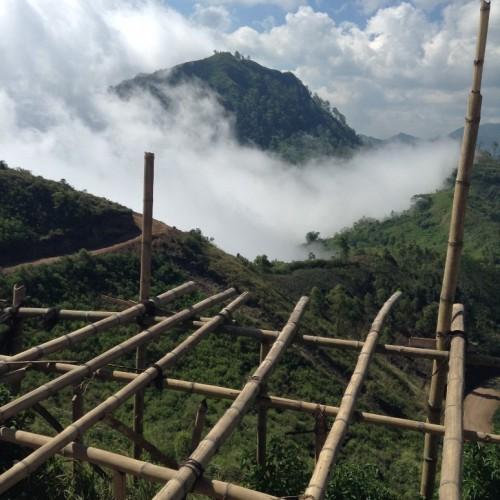 Ende Bajawa Bunda Maria Ratu Alam Semesta panorama alam ok