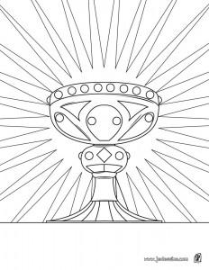 Piala konsekrasi by