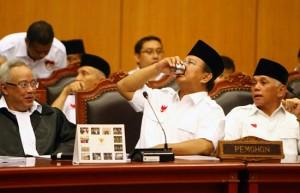 Prabowo Subianto di MK by JPNN