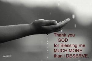 menerima tuhan dengan suka cita