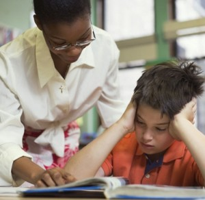 mengajar anak