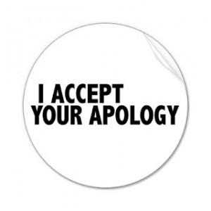 minta maaf