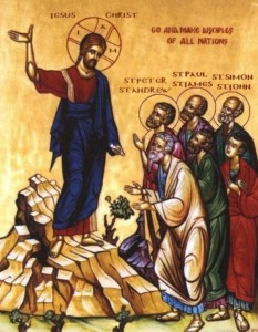 pengutusan murid by calvin