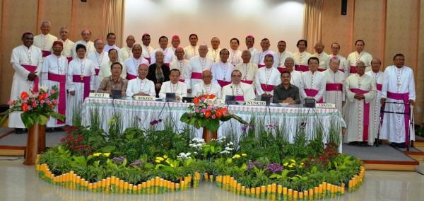 KWI pembukaan sidang tahunan 2014 ok