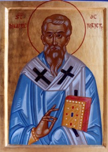 santo hilarius