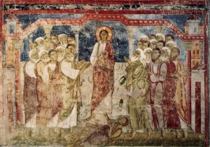 yesus di kapernaum