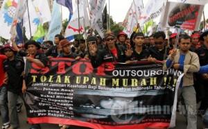 buruh by tribun news