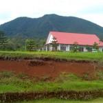 Rumah Retret Maria Bunda Karmel, Ruteng, Flores, NTT. Foto-foto : Retno Wulandari