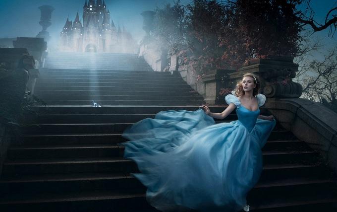 Cinderella Movie Film 2015 - Sinopsis