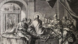 Jesus with Sinful_Woman_Anoints_Christ_s_Feet._Phillip_Medhurst_Collection