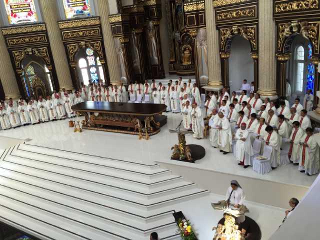Pontianak altar