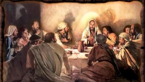 jesus dan para muridnya