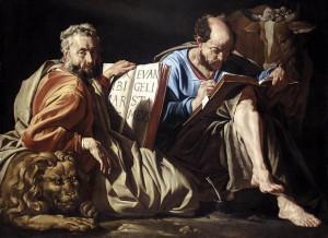 santo markus dan lukas2