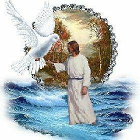 yesus dan roh kudus by ist