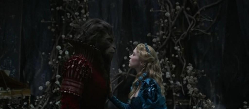 Belle dan Si Buruk Rupa Berdansa