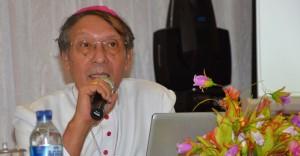 Mgr. Petrus Turang / Foto : Abdi Susanto