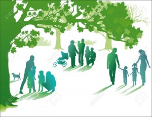 18844580-family-enjoy-life-together-Stock-Vector-family