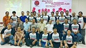 25 Years Journey of Brotherhood SMA PL'90 (foto 1)