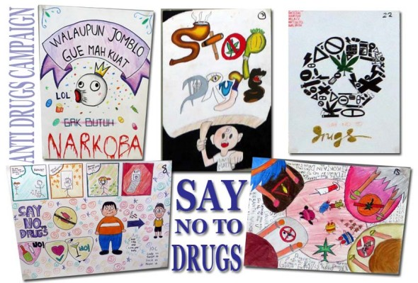 Yayasan Sekar Mawar Pendidikan Anti Narkoba Untuk Sma St