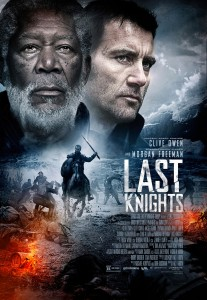 poster LAST KNIGHTS 2015