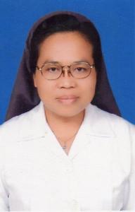 Sr.M. Antonia Yhantuni, SPM