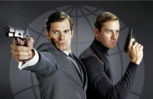 Gaya Henry Cavill dan Armie Hammer Sebagai Detektif