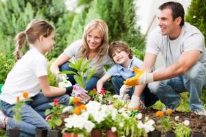 Family-Gardening