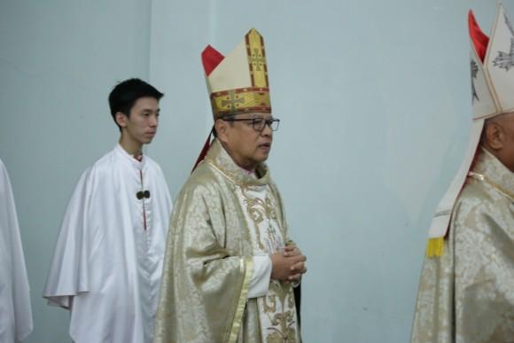 Mgr Suharyo by Romo Adisusanto