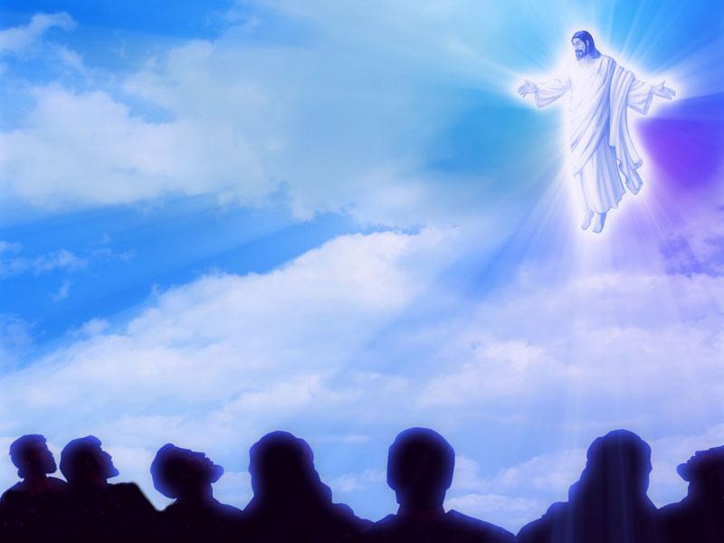 Yesus Kristus Naik Ke Surga Demi Kita Sesawi Net