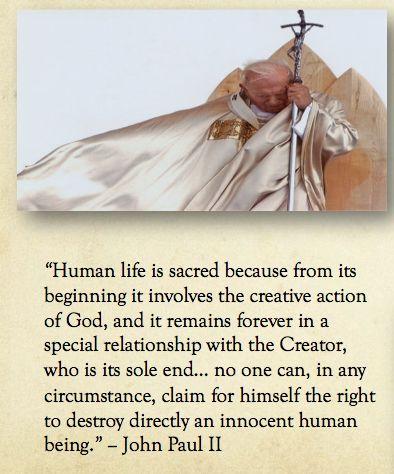 evagelium vitae ensiklik
