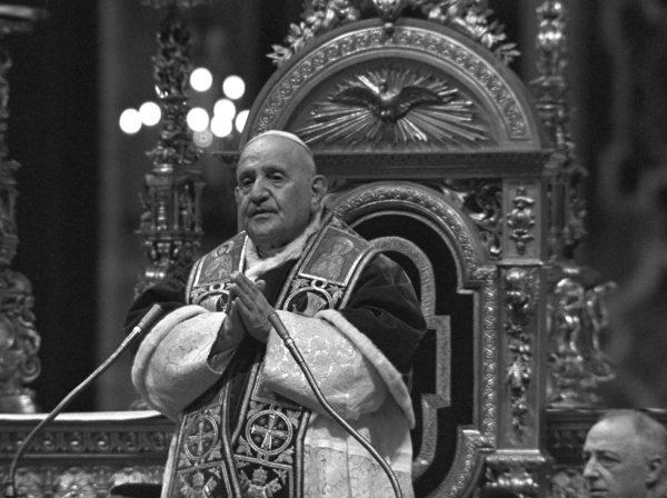 Paus Yohanes XXIII pencetus terjadinya Konsili Vatikan II. Ia menjabat Paus dari tahun 1958-1963. (Ist)