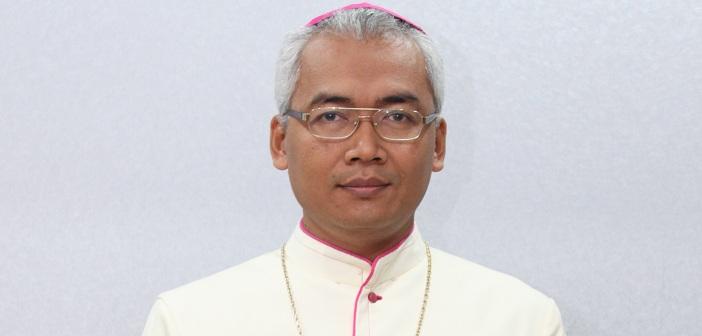 Mgr. Pius Riana Prapdi