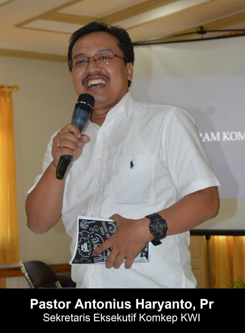 Romo Antonius Haryanto Pr