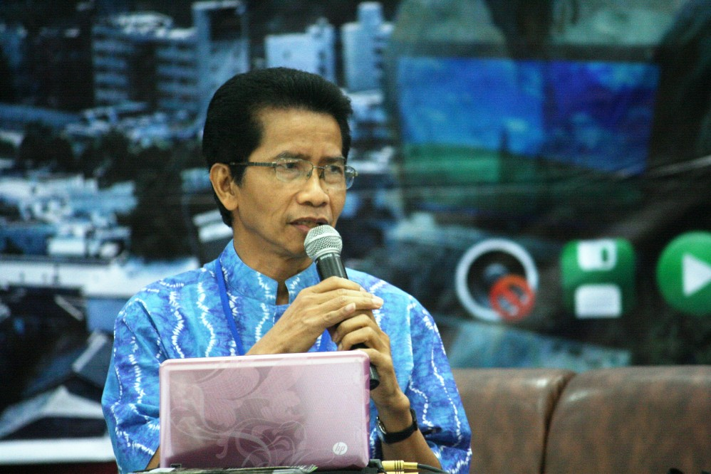 Romo Ispurayanto Iswarahadi SJ