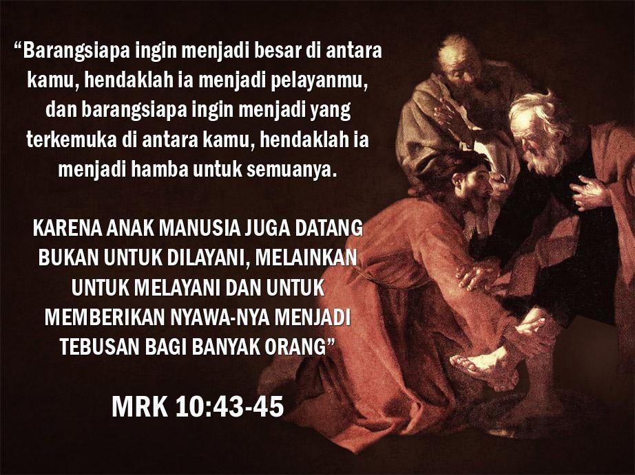 Markus 10 35-45
